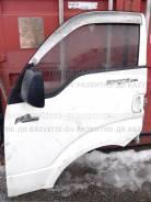 Дверь Bongo 3 Киа Бонго передняя левая белая Mobis 760034E010, 760034E011, 760034E011W, 760034E030, 760034E001 760034E010