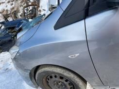 Крыло переднее левое серебро (38P) Mazda Premacy Cwefw 117000km