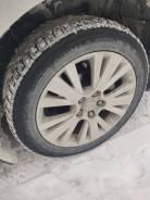 Продам комплект колес зима 215/55/17