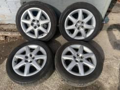 Продаю комплект летних колес Toyota Prius G-Touring на 16 (5*100)