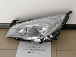 Фара OPEL Astra 10-15г хром