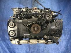 Контрактный ДВС Subaru Legacy EJ20H Установка Гарантия Отправка