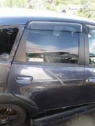 Дверь задняя правая Mitsubishi Colt Z27A 4G15T 2007 синий t65