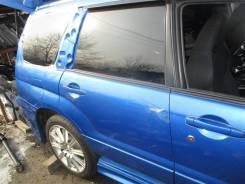 Дверь задняя правая Subaru Forester SG9 EJ255 2005 синий 02c