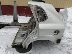 Крыло заднее левое Hyundai Tucson 2008 года