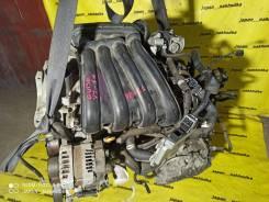 Двигатель + акпп Nissan Cube YZ11, HR15DE