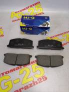 Колодки тормозные дисковые Hi-Q SP1105 [PF-1077C]