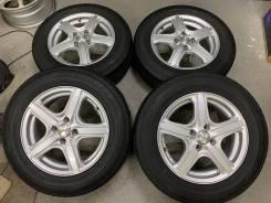 Plencia R15 4*100 6j et45 + 195/65R15 Dunlop Enasave Ec202 2019