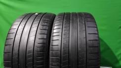 Pirelli P Zero PZ4. летние, б/у, износ 30%