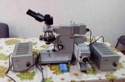 Микроскопы.