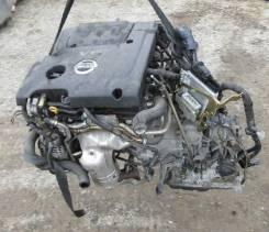 Контрактный двигатель VQ23DE 2wd в сборе