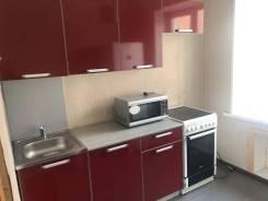 1-комнатная, улица Спортивная 9. Луговая, агентство, 32,0кв.м. Кухня