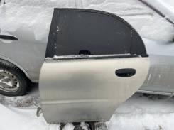 Дверь боковая Chevrolet Lanos, левая задняя ЗАЗ Шанс T100