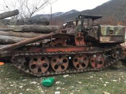 ОТЗ ТДТ-55. Трелевочный трактор ТДТ-55, 10 000кг., 9 600кг.