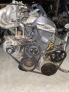 Двигатель в сборе ZL Mazda Familia BJ5W