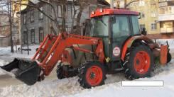 Kioti. Продаётся колёсный трактор DK 551 C 2012 г., 54,00л.с.