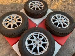 Диски Zack Monza R13 PCD:4-100! + Шины Dunlop 185/70R13! #1942