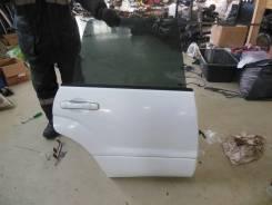Дверь боковая задняя правая Subaru Forester