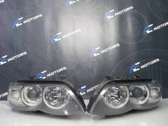 Фары Bmw X5 2005 E53 M54B30