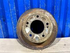 Тормозной диск Kia Optima 2011 [584113S100] III 2.0 L4KA, задний 584113S100