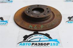 Тормозной диск Mazda 6 2002-2007 [G25Y26251], правый задний G25Y26251