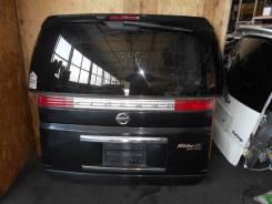 Дверь 5-я Nissan Elgrand NE51