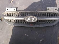 Решетка радиатора Hyundai Getz 2009 [863611C410] G4EE