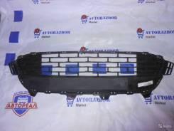 Решетка бампера Kia Rio 4 [86561H0000], передняя
