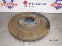 Тормозной диск Kia Sportage 2 2009 [517120Z000] G4GC, передний левый