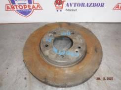 Тормозной диск Kia Sportage 2 2009 [517120Z000] G4GC, передний правый