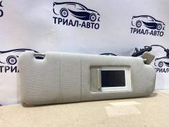 Козырек солнцезащитный правый Audi Q7 2008 [4L0857552K23] 30 Diesel, правый
