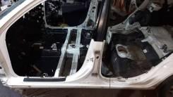 Стойка кузова (центральная). Toyota Caldina 1999 ST210 3S-FE, левая