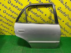 Дверь задняя правая Toyota Corolla AE111 цвет 199