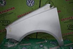 Крыло переднее левое Volkswagen Polo (05-09г)