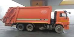 КамАЗ 65115. Продается мусоровоз Камаз 65115, 11 762куб. см. Под заказ
