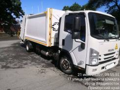 Isuzu. Продается мусоровоз NQR90, 5 193куб. см. Под заказ