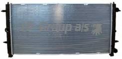 Радиатор водяной системы охлаждения двигателя JP Group 1114206400 1114206400