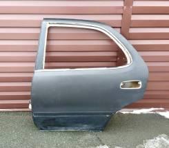 Дверь задняя левая Toyota Cresta #X90