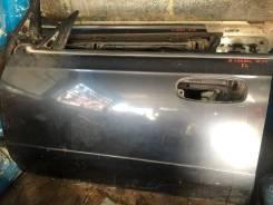 Дверь задняя правая Nissan Laurel, HC34 в Хабаровске