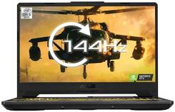 "Asus TUF Gaming. 15.6"", 2,5ГГц, ОЗУ 8 Гб, диск 1 256Гб, WiFi, Bluetooth, аккумулятор на 5ч."