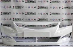 Бампер передний Hyundai Solaris 2014 PGU