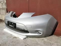 Бампер Nissan Leaf Zeo, Azeo передний, оригинал.