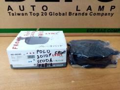 Продам передние колодки Shkoda Fabia / Polo bd8035