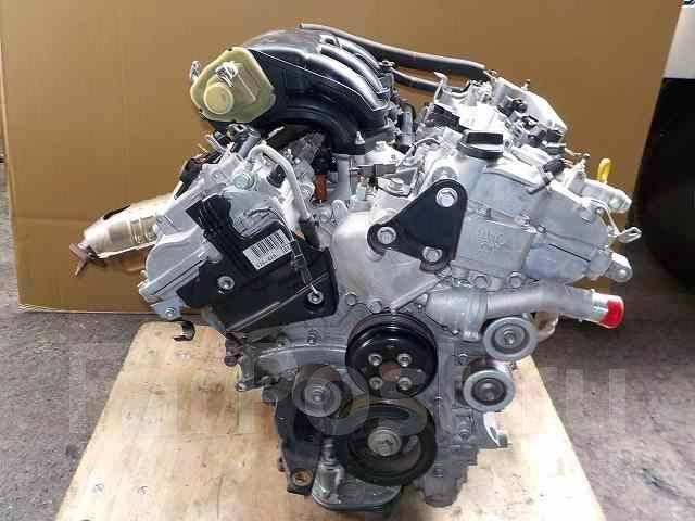 Двигатель Lexus Toyota 3.5L V6 2GRFE