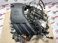 Двигатель в сборе Nissan Latio/Versa N17 №84 48598км Видео Аукционник