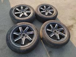 Комплект летних колес на литье 215 55 R17 Б/П по РФ VM-4
