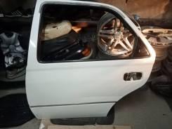 Дверь боковая левая задняя Toyota Vista Ardeo 50,55