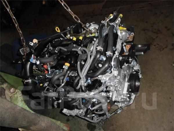 Двигатель Lexus IS200t 2.0T 8Arfts