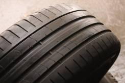 Pirelli P Zero PZ4. летние, б/у, износ 20%