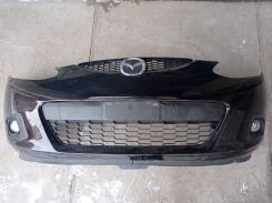 Бампер передний Mazda Demio 2008